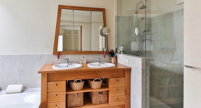 solution humidite pour douche italienne