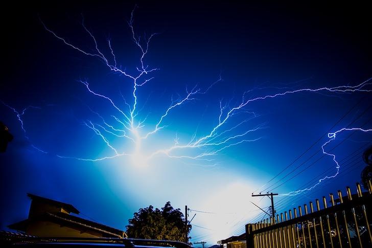 alerte orage toit étanche
