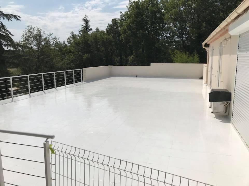 terrasse etanche renovation
