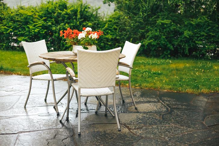 protéger terrasse balcon pluie produit étanchéité