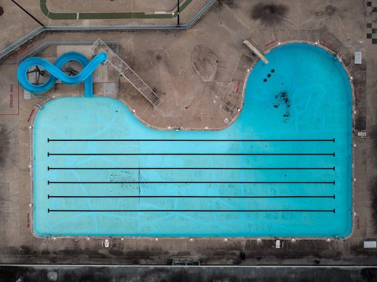 rénover sa piscine pb étanchéité