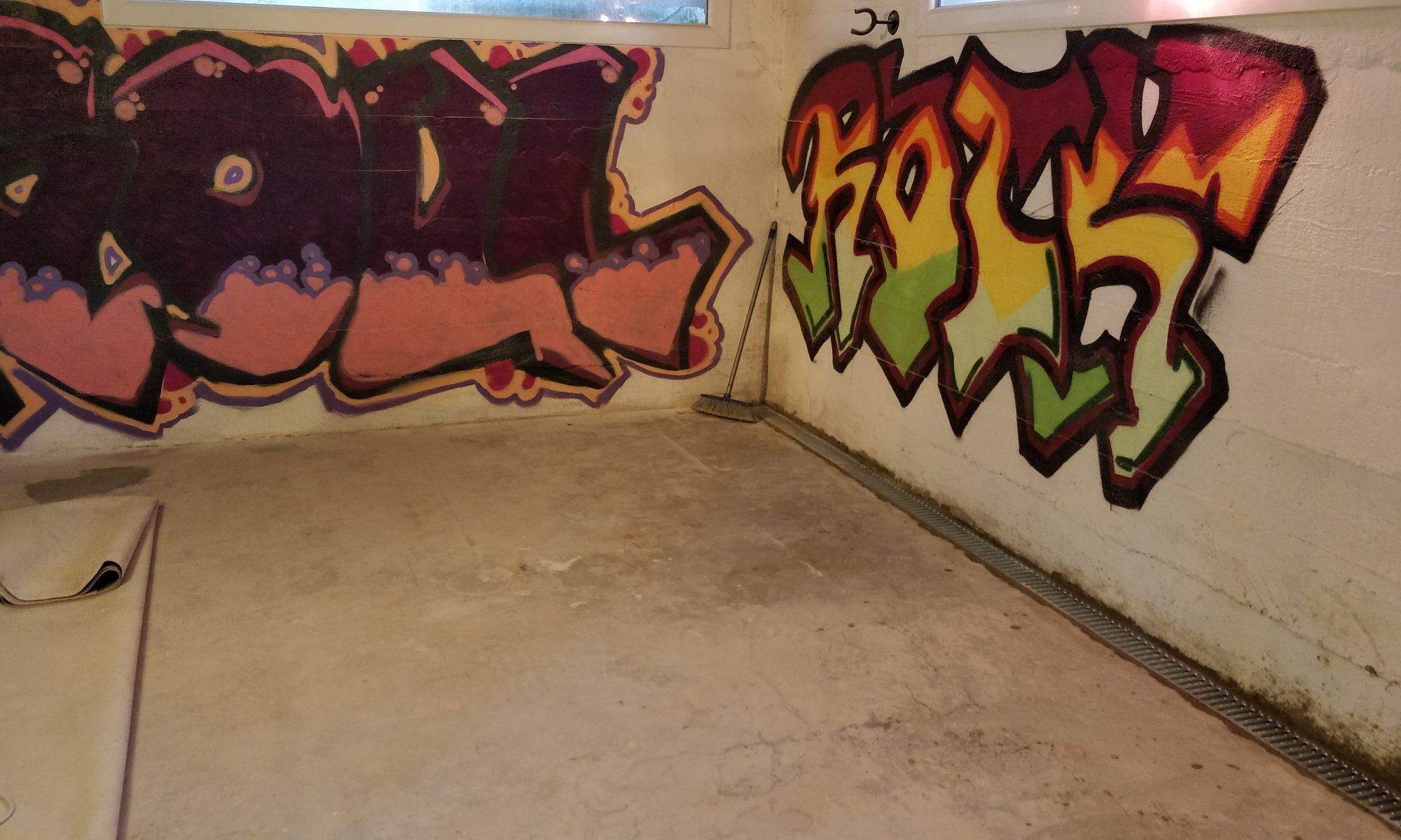 pb etancheite sous-sol