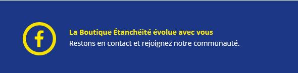 boutique etancheite facebook