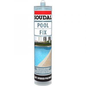 mastic colle etancheite piscine
