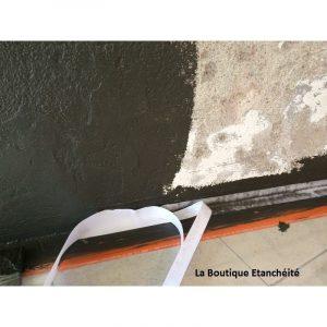 bande renfort etancheite sol humide